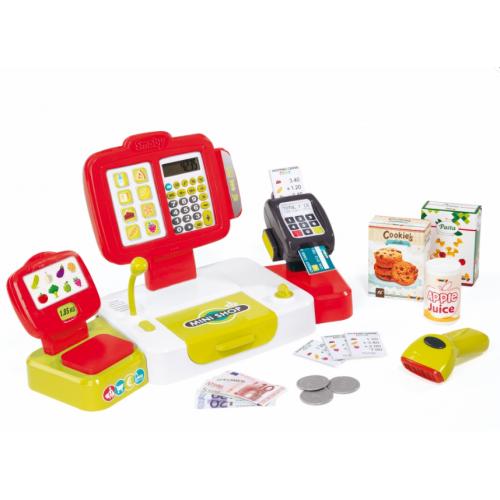 Электронный супермаркет Smoby 350107