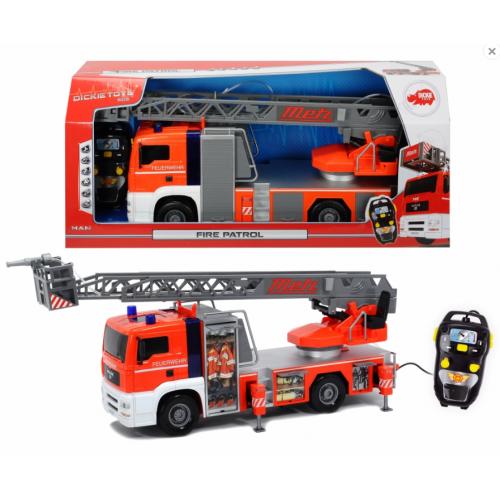 Пожарная машина на д/у Dickie Toys 3719000