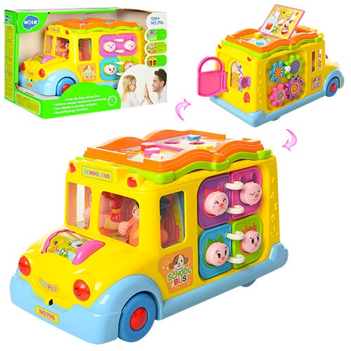 Автобус 796 Hola toys
