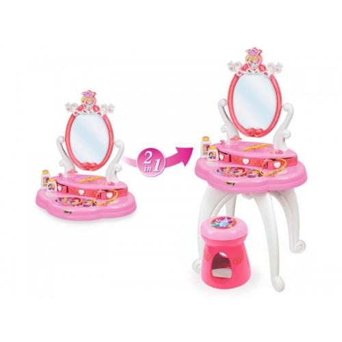 Туалетный столик 2 в 1 Smoby Disney Princess 320212