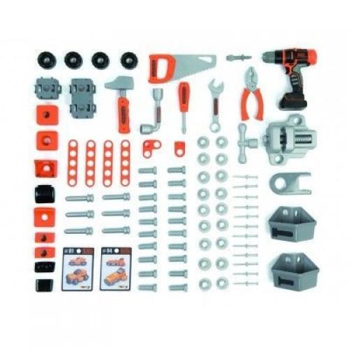 Мастерская инструментов Smoby 360701 Black&Decker