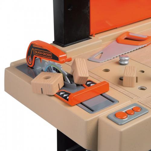 Мастерская инструментов Smoby 360702 Ultimate Black&Decker