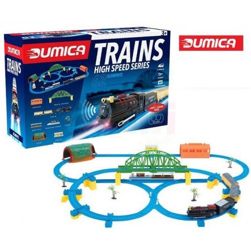 Железная дорога Dumica большой набор Deluxe D3, 20333