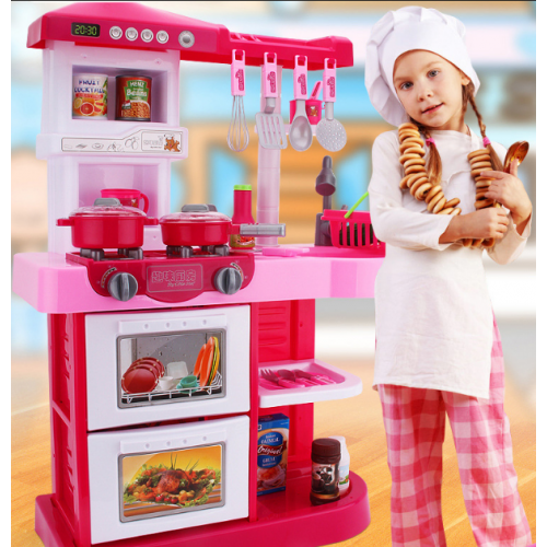 Детская Кухня высокая WD-A17