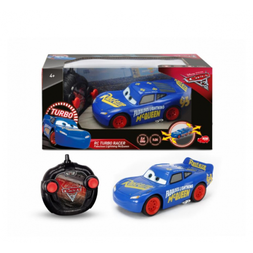 Автомобиль на р/у Dickie Toys 3084009 Молния McQueen