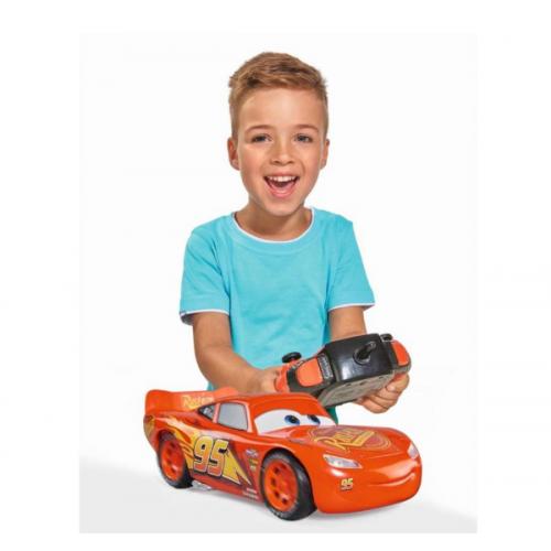 Автомобиль на р/у Dickie Toys 3086005 Feature Молния McQueen