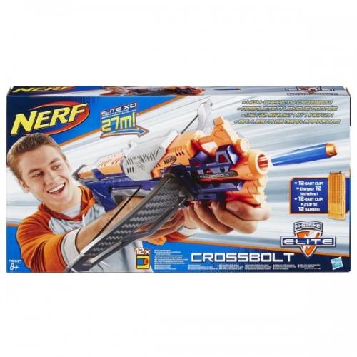 Нерф бластер элит - NERF® CROSSBOLT (A9317)