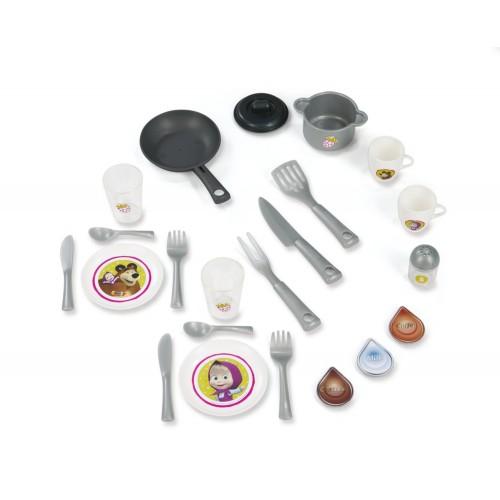 Интерактивная кухня Маша и Медведь - Smoby (310700)