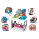 Игровой набор Smoby Ветеринарная клиника с котиком, хомяком и аксессуарами 340401