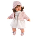 Интерактивная плачущая кукла, 33см, Айсель, Llorens 33332