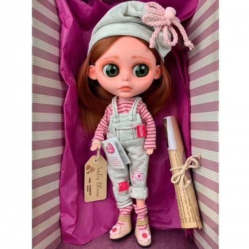 Кукла Berjuan Биггерс Сайлес Блунн 32 см