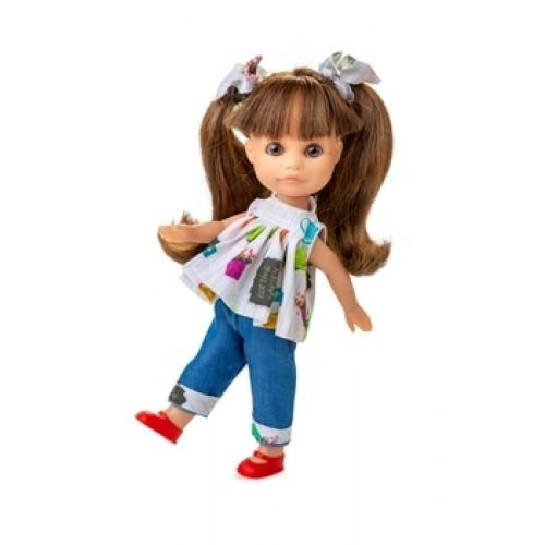 Кукла Berjuan Люси в джинсах, 22 см