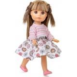 Кукла Люси в свитере и платье,22 см