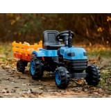 Педальный трактор DOLU 2005 синий