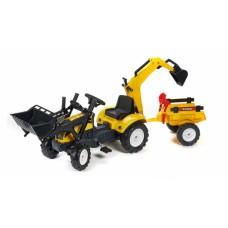 Педальный трактор Falk 2055CN