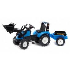 Трактор c прицепом и ковшом Falk 3010AM 3-7 лет