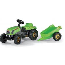 Педальный трактор с прицепом Kid Rolly Toys 12169