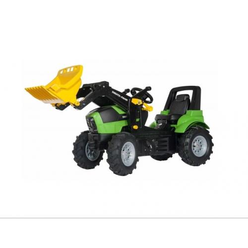 Трактор педальный Rolly Toys 710034