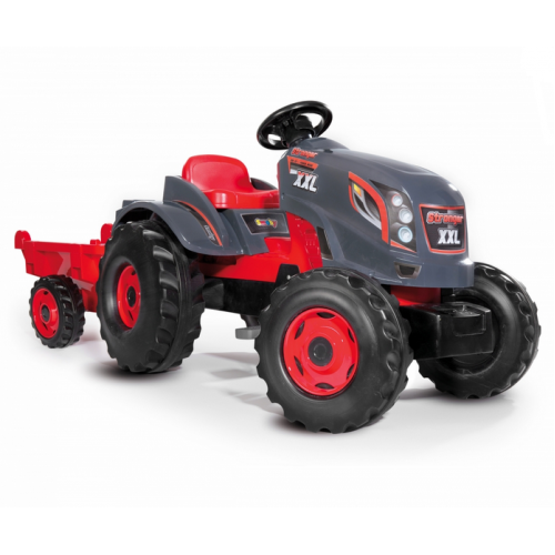 Трактор педальный XXL от 3 лет Smoby 710200