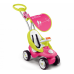 Каталка трансформер 2 в 1 Smoby Bubble Go 720102 Pink