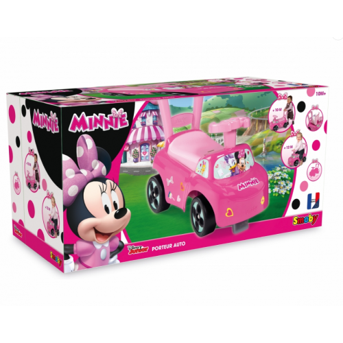 Машинка-каталка Smoby 720516 Minnie Mouse