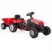 Трактор педальный с прицепом Woopie MAX 28651