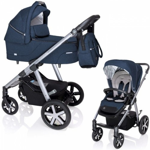 Универсальная коляска Baby Design Husky New 2 в 1