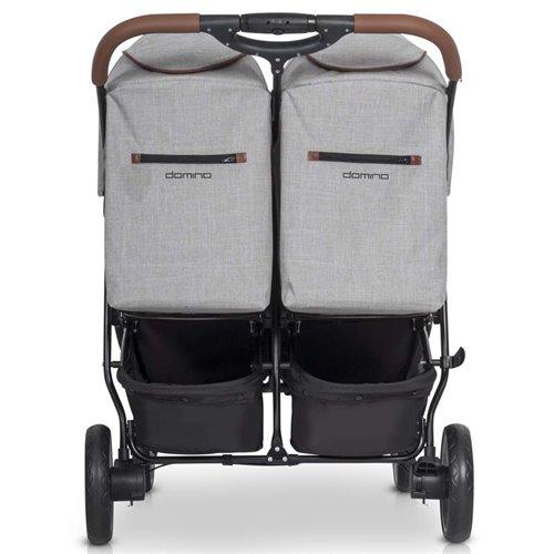 Прогулочная коляска для двойни Easy Go Domino