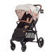 Прогулочная коляска Kinderkraft GRANDE LX цвет Freedom