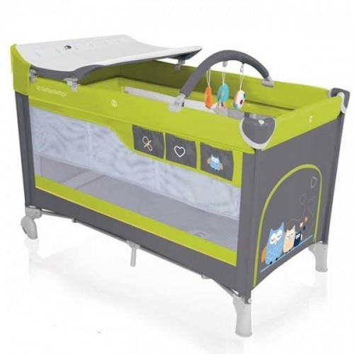 Манеж-кровать Baby Design Dream