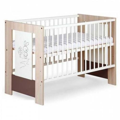 Кроватка детская Klups Safari Zajaczek