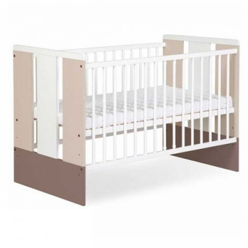 Кроватка детская Klups Paula Latte