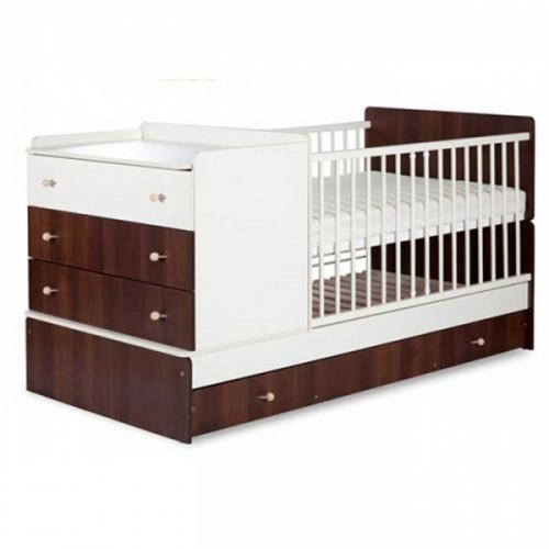 Детская кровать - трансформер Klups Kompakt