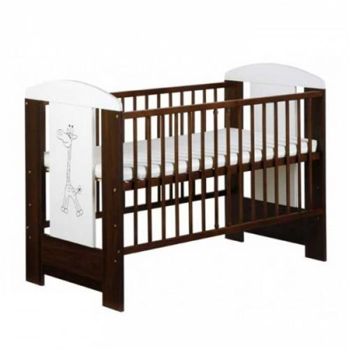Кроватка детская Klups Safari Zyrafka