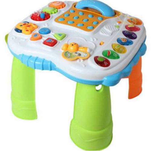 Игровой центр-столик SY82 многофункциональный,музыкальный