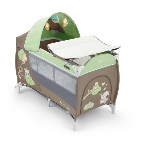 Манеж-кроватка CAM Daily Plus