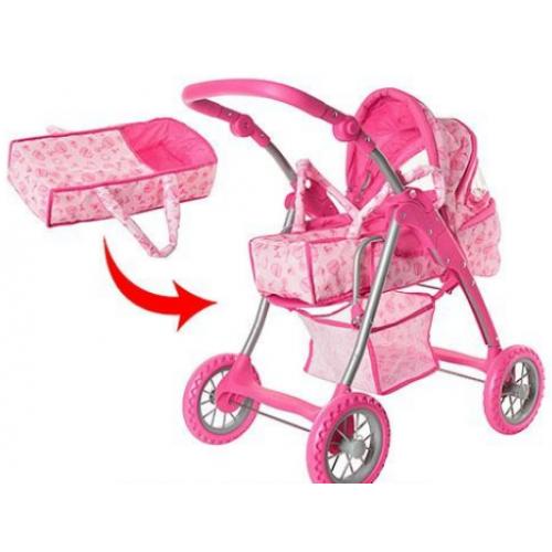 Кукольная коляска 9388 Melogo