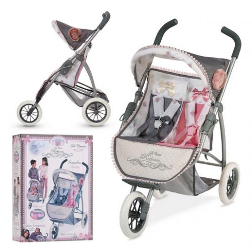 Прогулочная коляска для кукол DeCuevas 90331
