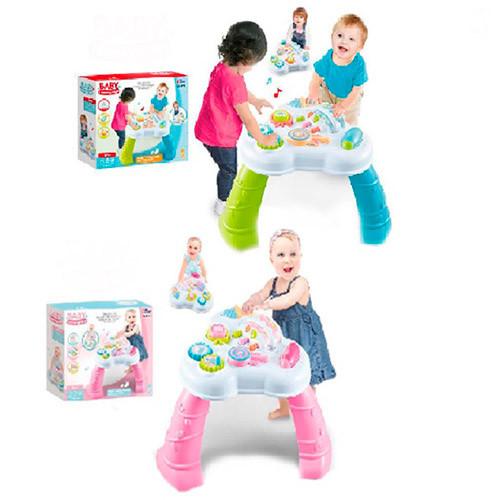 Игровой развивающий центр-столик 8582-8777