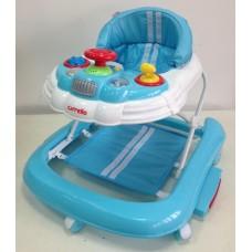Детские ходунки CARRELLO CRL-9601 голубые