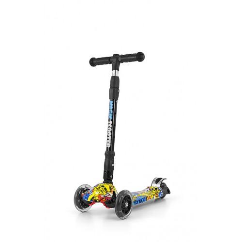 Самокат трехколесный Milly Mally Scooter Magic
