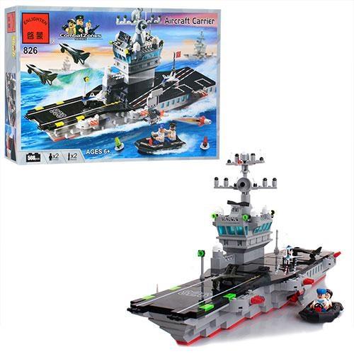 Конструктор BRICK Морская серия 826