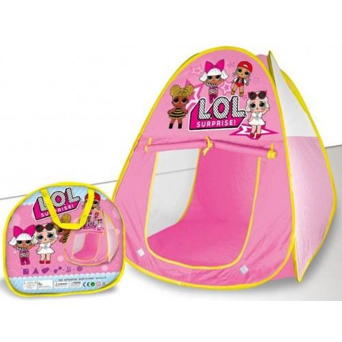 """Детская игровая палатка """"L.O.L""""М 5809"""