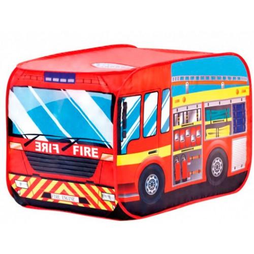 Палатка детская Пожарная машина M 3318