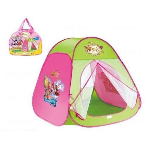 Детская палатка домик 815 Winx
