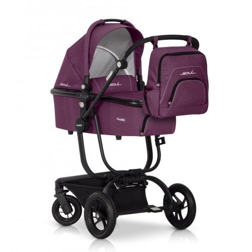Универсальная коляска 2в1 Easy Go Soul Purple