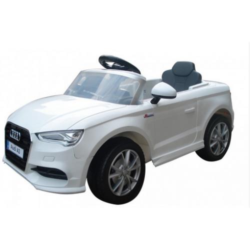 Детский электромобиль T-795 Audi A3 WHITE, белый