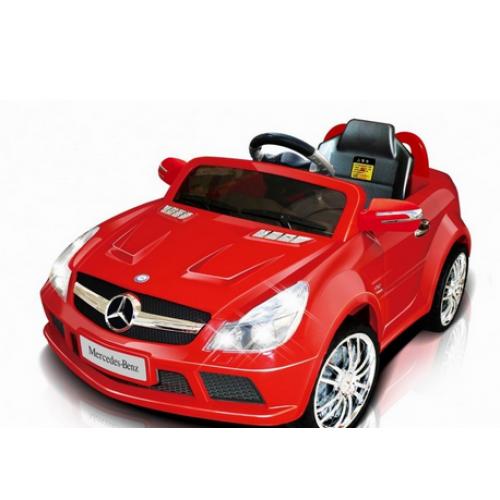 Детский электромобиль T-794 Mercedes SL 65 AMG RED, красный
