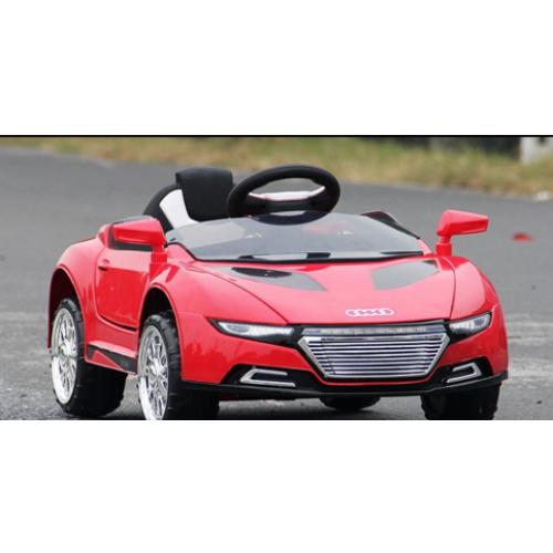 Детский электромобиль T-766 RED Audi