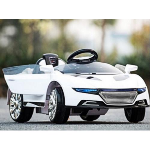 Детский электромобиль T-766 WHITE Audi